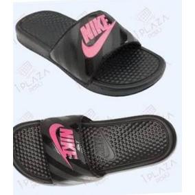 size 40 f2e57 f4a9b Sandalias Nike Benassi Originales Para Mujer