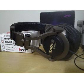 Head Fone Profissional P/ Dj Shure Srh550