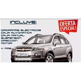 Manual Taller Diagramas E. Chevrolet Captiva En Español Full
