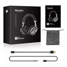 Headphone Bluetooth Bluedio T4s Preto
