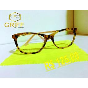 Oculos De Grau Marca De Griffe - Óculos no Mercado Livre Brasil 0ff330c558