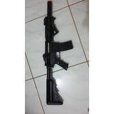 Rifle Airsoft Eletrico M4a1 Calibre 6mm