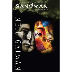 Sandman Edição Definitiva Vol. 5 Lacrada Capa Dura Panini
