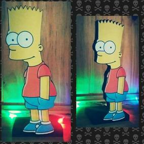 Totem (boneco) Do Bart Simpson