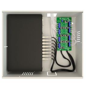 Rack Organizador Mini Orion Hd 3000 Onix 16 Canais Tf