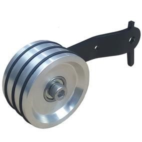 Pedal Acelerador Roller Rolamentado De Fusca - Pumarace -