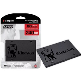 Ssd 240gb Hd Kingston A400 Novo - Oferta! Envio Imediato!