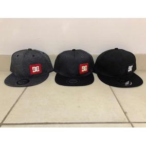Gorra Dc Shoes Snapback Calidad Premium 395caps Plana 7384d0ad24e