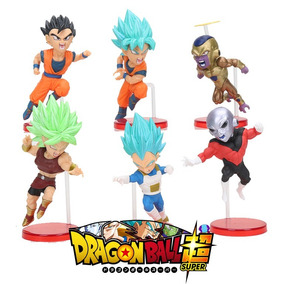 Miniaturas Banpresto - Dragon Ball Super