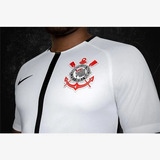 Camisa Corinthians Juvenil 17 18 S n°-torcedor Nike Oficial ed2f420edafbc