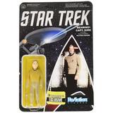 Beaming Captain Kirk Star Trek Funko Reaction - Sheldortoys
