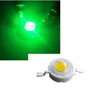 Kit 20 Super Led Smd 1w 3 Volts - Verde - 1 Whats 3v