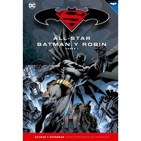 Coleccion Novelas Graficas Salvat Batman Y Superman