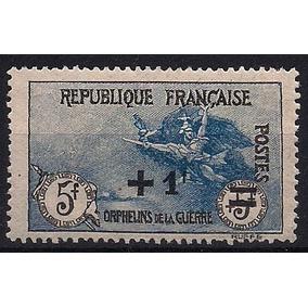 França - Para Os Órfãos Da 1ª Guerra - Y&t 169a - Nn - Fecho