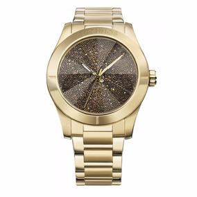c8cadf6c969 Relógio Technos Feminino Elegance 2039al 4m Dourado. R  499