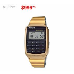 c57bcf1f4b41 Casio Calculadora Reloj Mujer - Reloj de Pulsera en Mercado Libre México