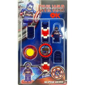 Reloj Infantil Lego