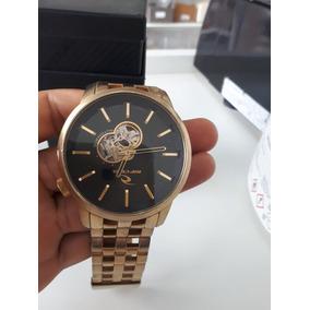 98c52ca6600 Relogio Rip Curl Detroit Automatic Dourado - Relógios no Mercado ...