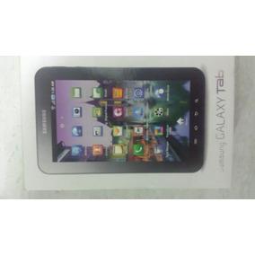 Tablet Galaxy Tab,samsung Gt-p1000l! Grátis Capa