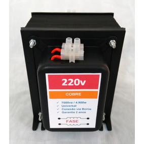 Conversor De Voltagem 110v 220v Forno Elétrico Até 4000 Watt