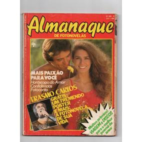 Almanaque De Fotonovelas Nº 589-b - Ed. Abril-1984 # Katram