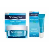 Dúo Neutrogena Hydraboost Ojos Y Cara