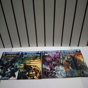 Lote - Batman Detective Comics - Renascimento Vol.1 Ao 4