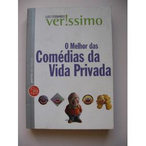 O Melhor Das Comédias Da Vida Privada - Luis F. Verissimo