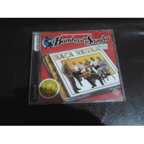 Cd Bambas Do Samba Ra A Negra 2 Cds - Música no Mercado Livre Brasil 48898f2092b8d