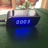 Cámara Reloj Espía Visión Nocturna Hd Wifi P2p Smartphone