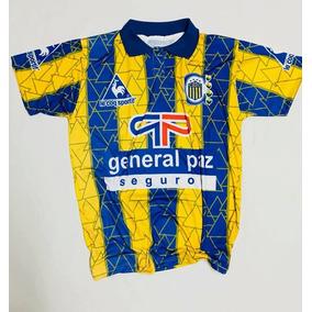 Camiseta Retro Rosario Central 1995 Unica!