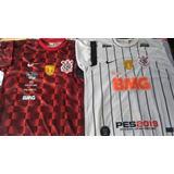 Kit 10 Camisas Corinthians