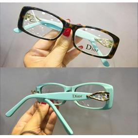Óculos Armação Tartaruga Tiffany - Óculos no Mercado Livre Brasil d949e3744a