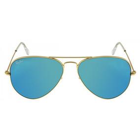 ae224167a34e2 Oculos Ray Ban Dourado Fosco - Óculos no Mercado Livre Brasil