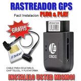 Rastreador Gps Tracker Obd Plataforma Gratis De Por Vida