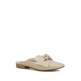 Zapatos Flats Udt Meter Casual Crema Andrea Dama Sint I30898