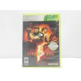 Resident Evil 5 - Xbox 360 ¡fisico-usado!
