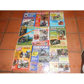 Revistas Duas Rodas Antigas 75 80 81 81a 89 90 102 106 110