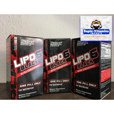 Lipo 6 Black Ultra Concentrado Nutrex 60 Caps Original Usa
