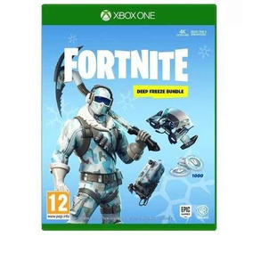 Fortnite Pacote Congelamento Xbox One Midia Fisica