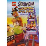 Lego Scooby Doo Reventon En La Playa Pelicula Dvd