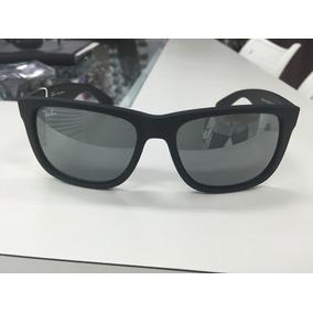 Oculos Rayban Wayfarer Cinza Fosco Ray Ban Justin - Óculos no ... 1bf1651e9a