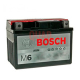 Bateria Bosch M6 Agm 14 Amp (ytx16-bs) / Fabulous Store