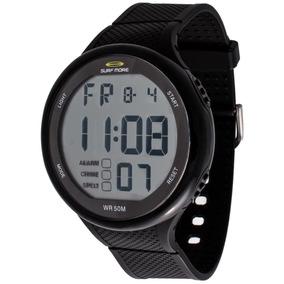 Relógio Masculino Surf More 6562491m Pr, Frete Grátis