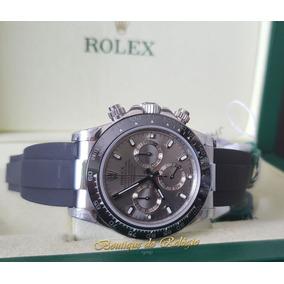 013435737db Relógio A4130 - Modelo. Daytona Grey Dial - Eta Jh Best. R  2.999