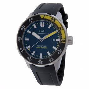 0a2acc92ba3 Relógio Iwc Aquatimer Automático - Swiss Made - Iwc 3568-01