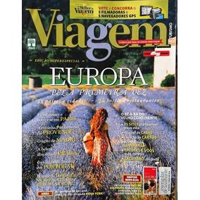 Revistas Viagem E Turismo Várias Edições
