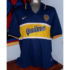 Boca Juniors Nike 96 Numeros Cosidos Diego Armando Maradona c94395f70b06d