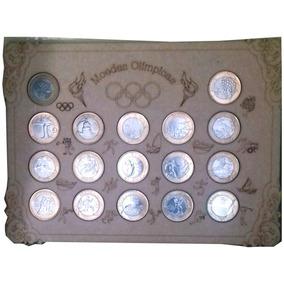 Coleção Moedas Olimpiadas