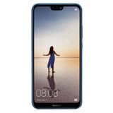 Celular Huawei P20 Lite Azul 32gb 4g Lte 4gb Ram 16 Mp